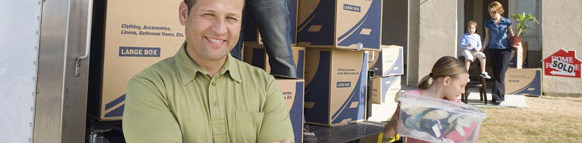 Canada's largest Moving company network
