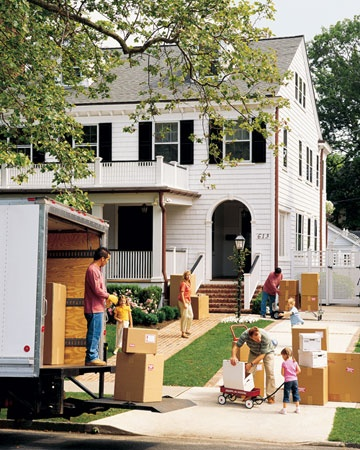 Reduce Moving Costs