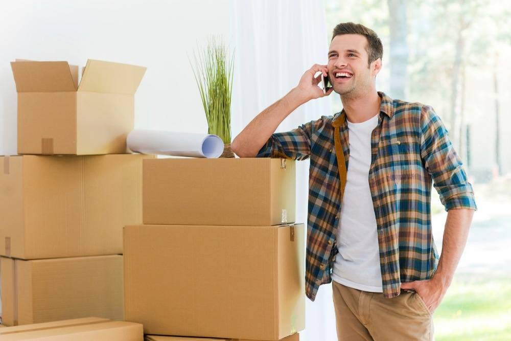 Long distance move in Canada