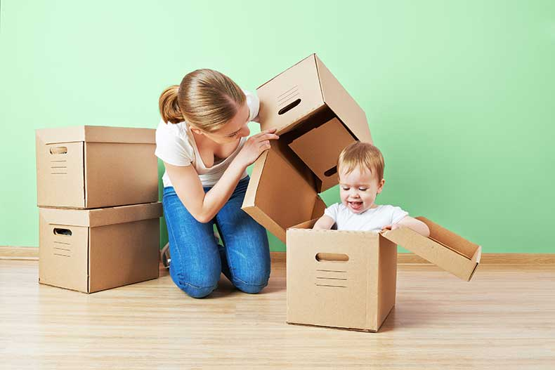 Baby Moving Guide